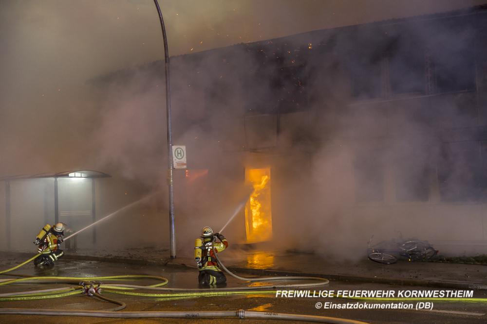 B5 vom 17.03.2018  |  © Dokumentation Feuerwehr Kornwestheim (2018)